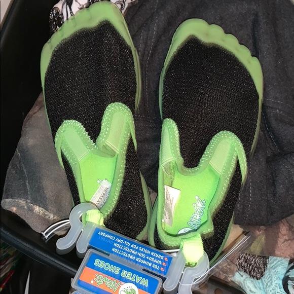 newtz Other - Boys Water Shoes Sz 11-12